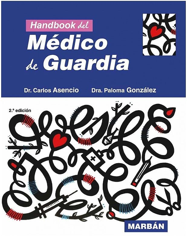 Portada del libro 9788418068515 Médico de Guardia (Edición Handbook)
