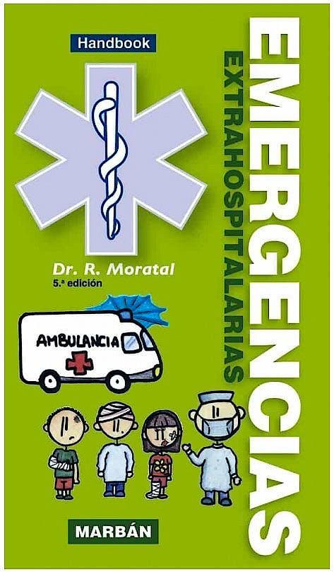 Portada del libro 9788418068591 Emergencias Extrahospitalarias (Edición Handbook)