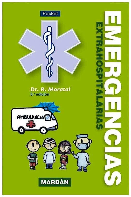 Portada del libro 9788418068607 Emergencias Extrahospitalarias (Edición Pocket)