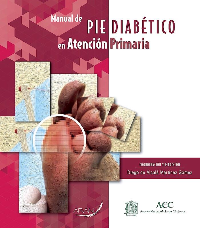 Portada del libro 9788418116049 Manual de Pie Diabético en Atención Primaria