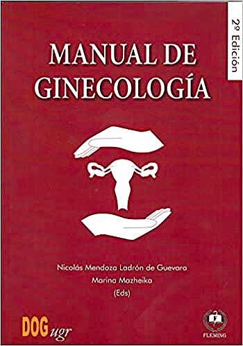 Portada del libro 9788418147302 Manual de Ginecología
