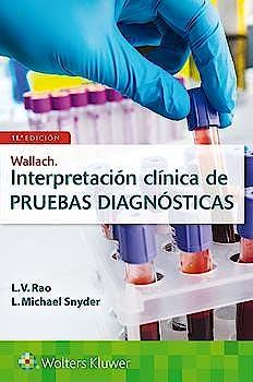 Portada del libro 9788418257001 WALLACH Interpretación Clínica de Pruebas Diagnósticas