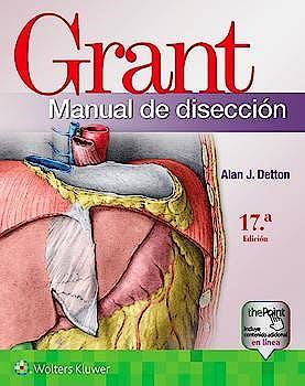 Portada del libro 9788418257124 Grant Manual de Disección