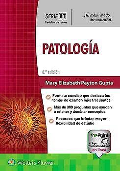 Portada del libro 9788418257216 Patología (Serie Revisión de Temas)