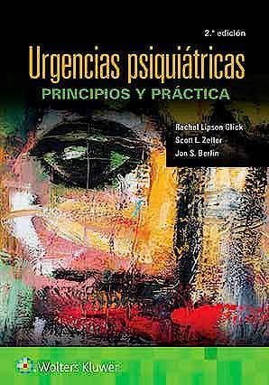 Portada del libro 9788418257414 Urgencias Psiquiátricas. Principios y Práctica