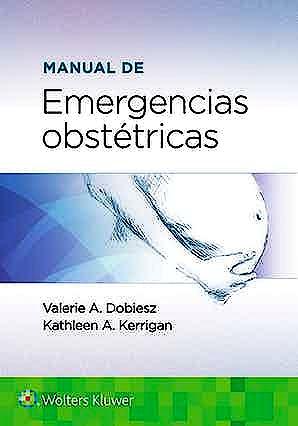Portada del libro 9788418257667 Manual de Emergencias Obstétricas