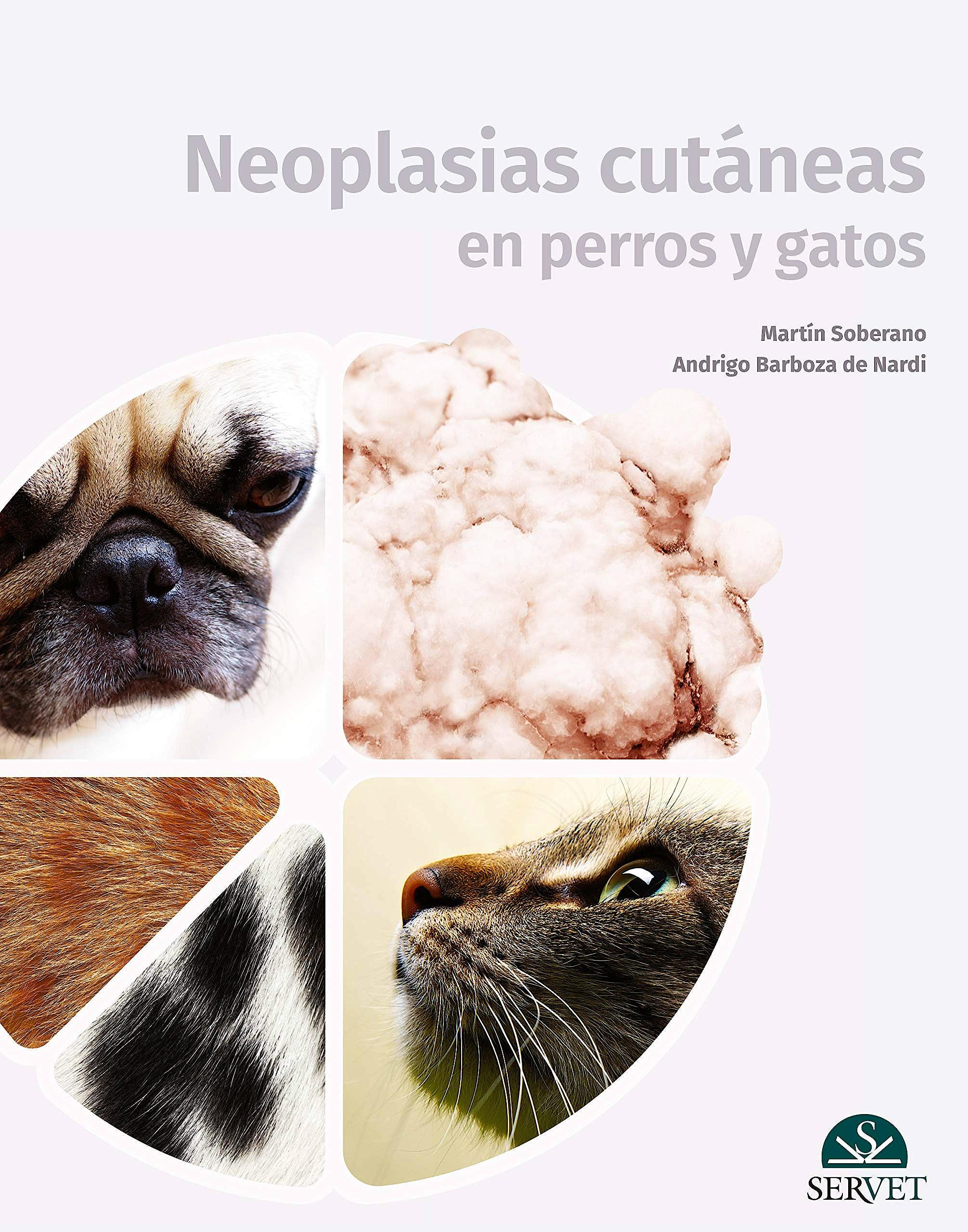 Portada del libro 9788418339233 Neoplasias Cutáneas en Perros y Gatos