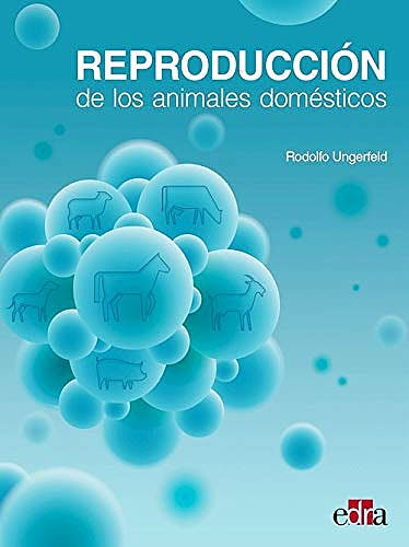 Portada del libro 9788418339264 Reproducción de los Animales Domésticos