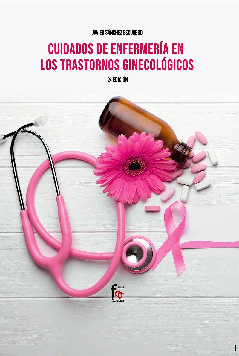 Portada del libro 9788418418235 Cuidados de Enfermería en los Trastornos Ginecológicos