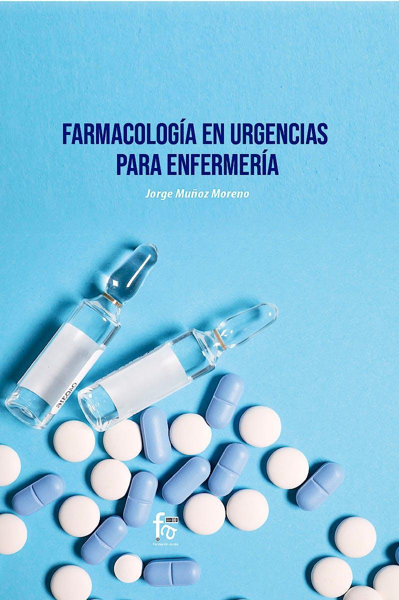 Portada del libro 9788418418297 Farmacología en Urgencias para Enfermería