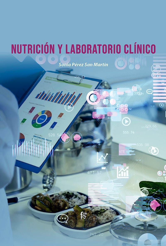 Portada del libro 9788418418709 Nutrición y Laboratorio Clínico