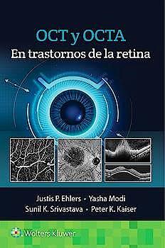 Portada del libro 9788418563126 OCT y Angiografía de OCT en Trastornos de la Retina