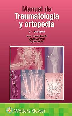 Portada del libro 9788418563355 Manual de Traumatología y Ortopedia
