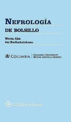 Portada del libro 9788418563447 Nefrología de Bosillo