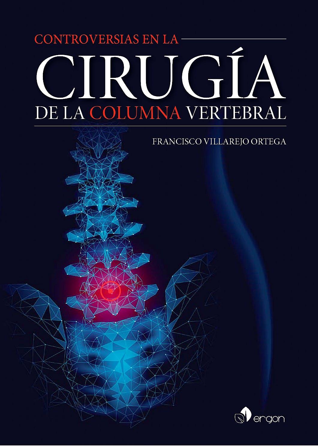 Portada del libro 9788418576157 Controversias en la Cirugía de la Columna Vertebral