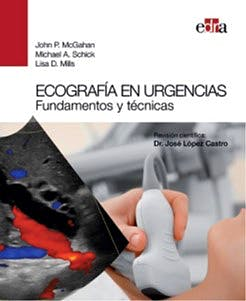 Portada del libro 9788418706066 Ecografía en Urgencias. Fundamentos y Técnicas