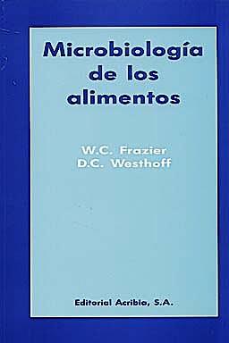 Portada del libro 9788420007342 Microbiologia de los Alimentos