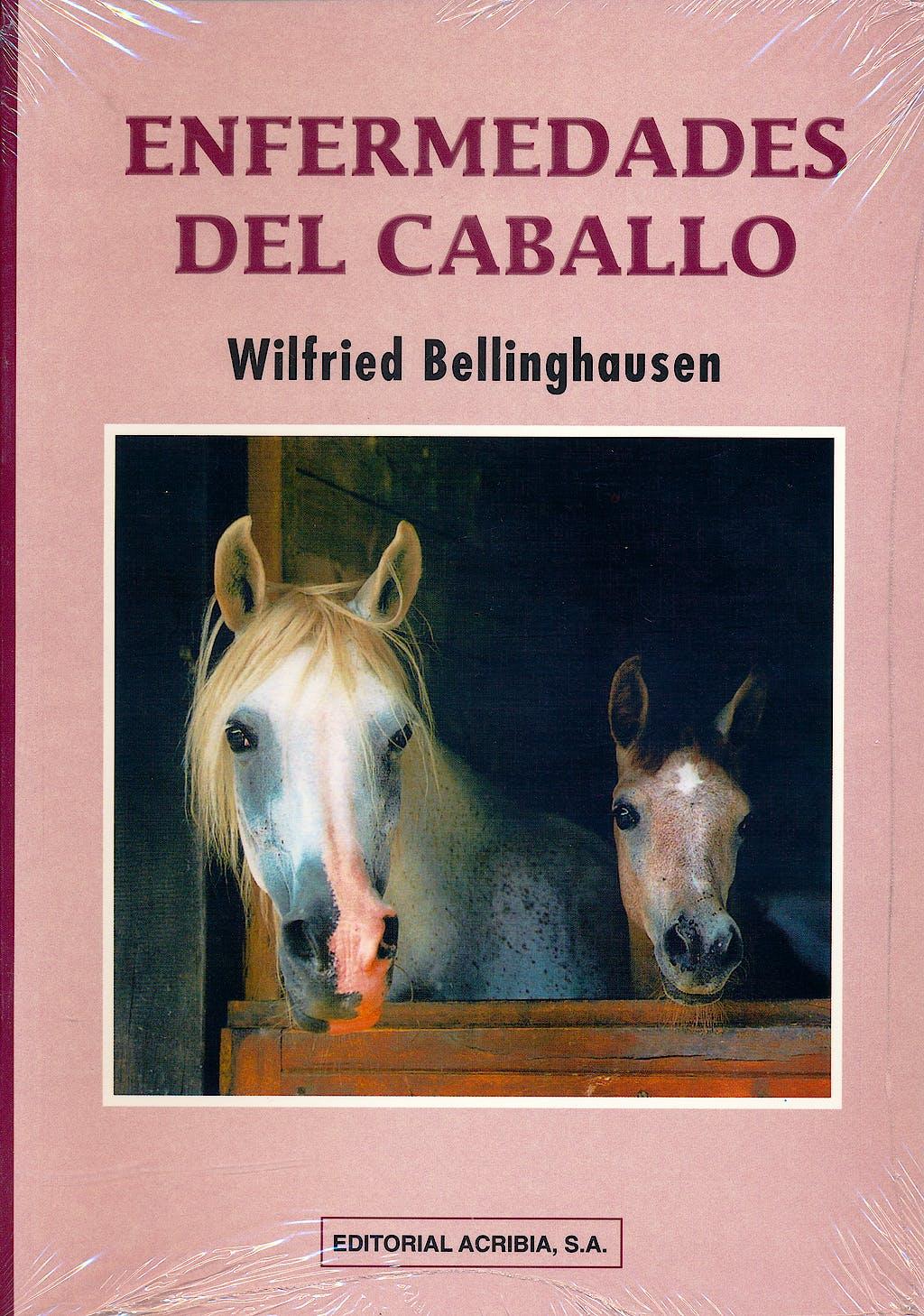 Portada del libro 9788420008820 Enfermedades del Caballo