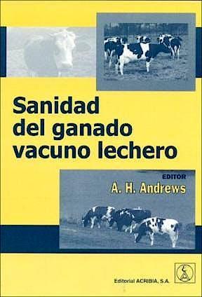 Portada del libro 9788420010403 Sanidad del Ganado Vacuno Lechero