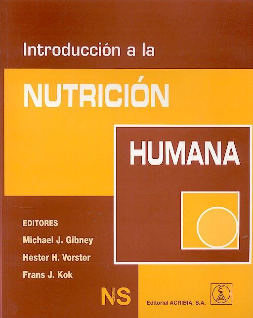 Portada del libro 9788420010472 Introducción a la Nutrición Humana
