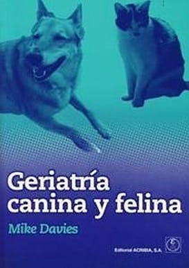 Portada del libro 9788420010809 Geriatria Canina y Felina