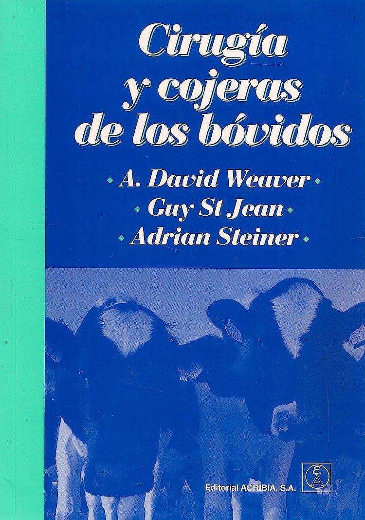 Portada del libro 9788420010878 Cirugia y Cojeras de los Bovidos