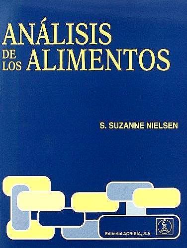 Portada del libro 9788420011141 Analisis de los Alimentos
