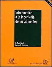 Portada del libro 9788420011240 Introduccion a la Ingenieria de los Alimentos