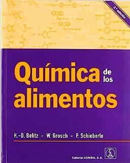 Portada del libro 9788420011622 Química de los Alimentos