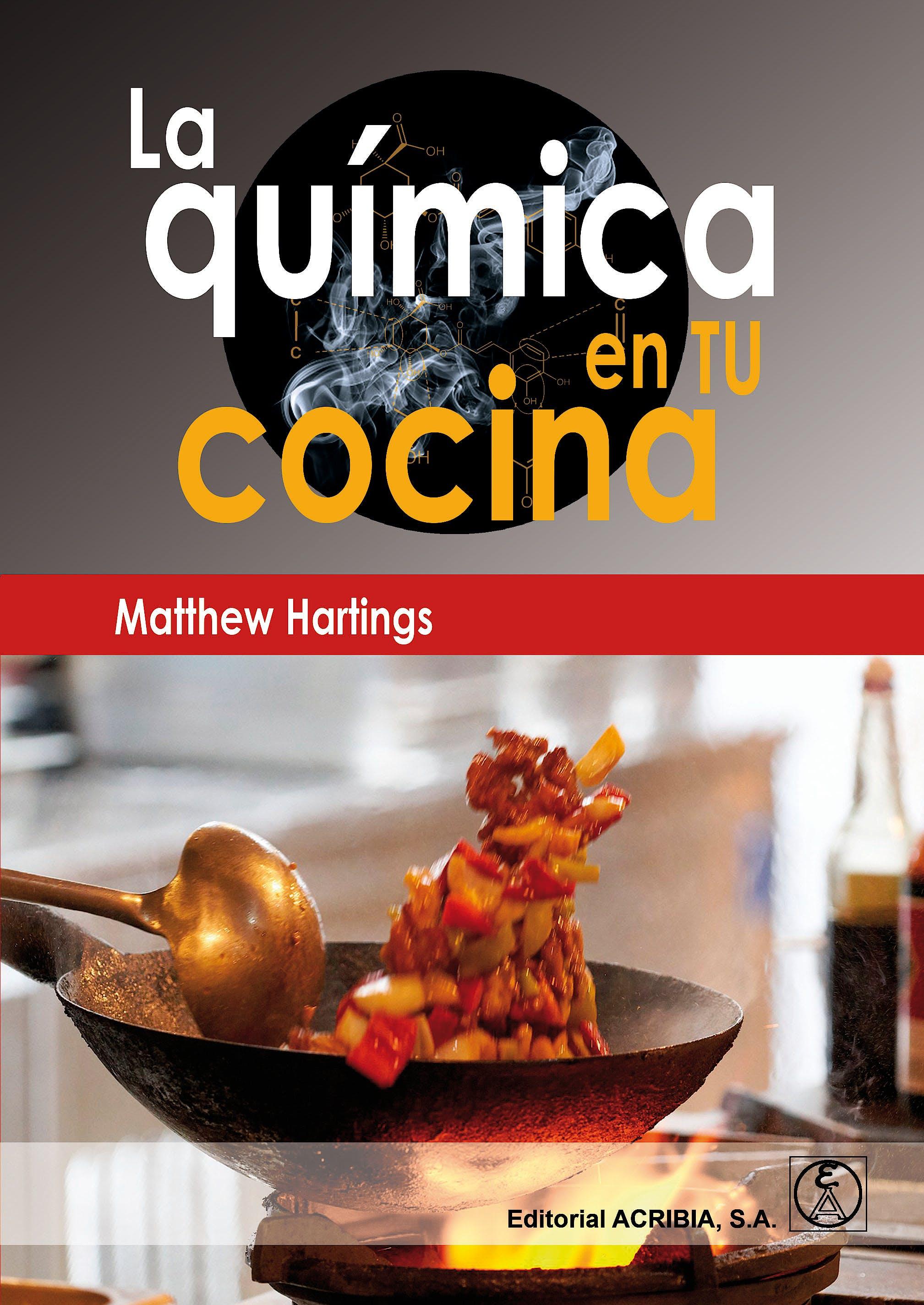 Portada del libro 9788420012025 La Química en tu Cocina