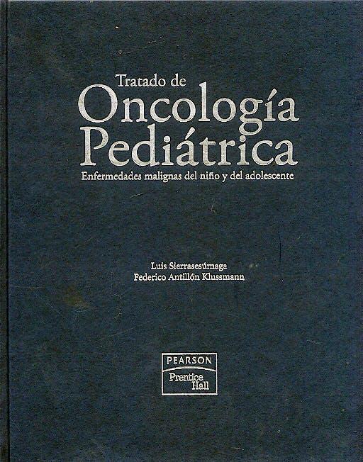 Portada del libro 9788420542485 Tratado de Oncologia Pediatrica