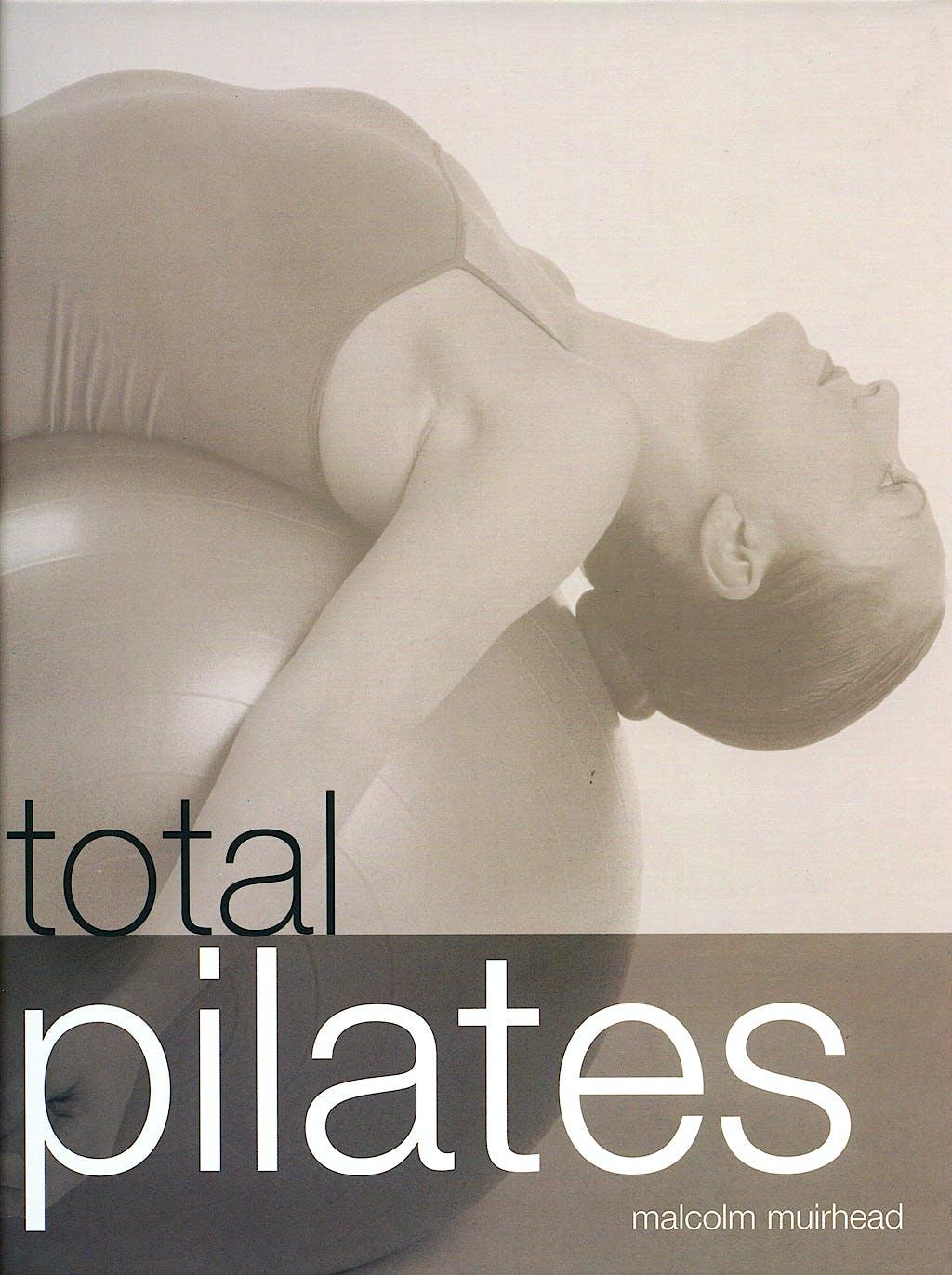 Portada del libro 9788420543185 Total Pilates