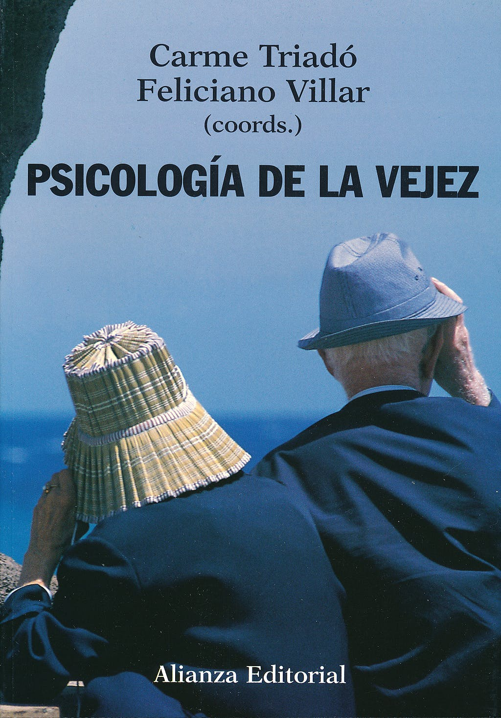 Portada del libro 9788420648194 Psicologia de la Vejez