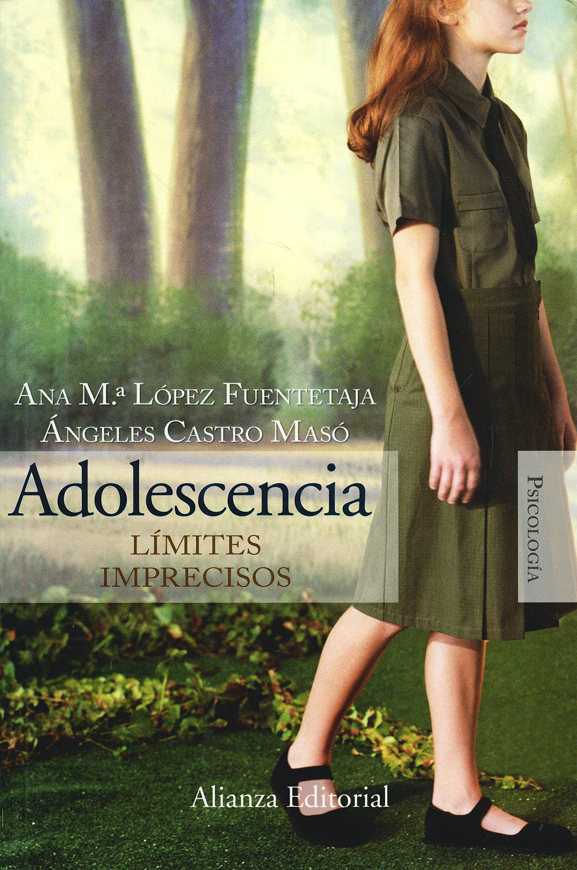 Portada del libro 9788420648859 Adolescencia. Límites Imprecisos