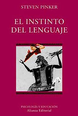 Portada del libro 9788420667324 El Instinto del Lenguaje: Como Crea el Lenguaje la Mente