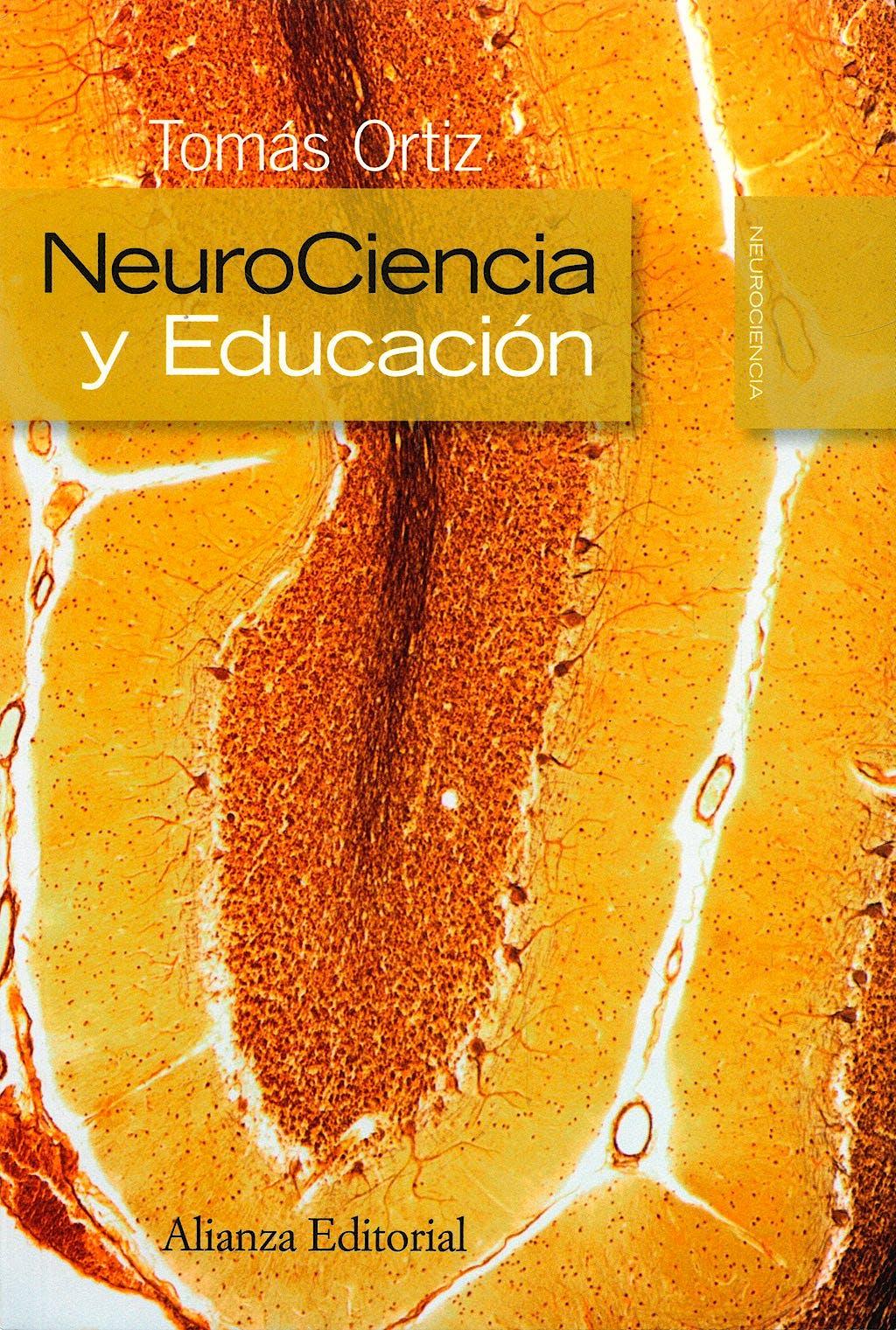 Portada del libro 9788420682624 Neurociencia y Educacion