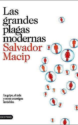Portada del libro 9788423342136 Las Grandes Plagas Modernas