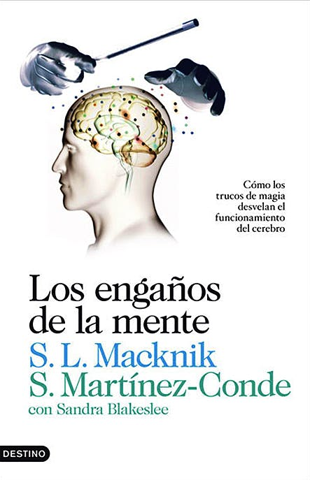 Portada del libro 9788423345076 Los Engaños de la Mente