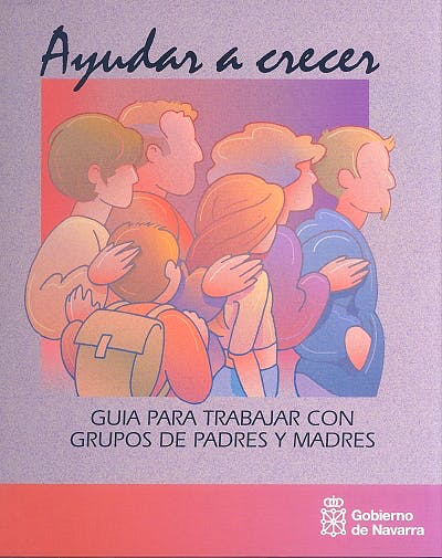 Portada del libro 9788423514489 Guia de Educacion Parental. Guia Educativa para Trabajar con Grupos de Padres y Madres