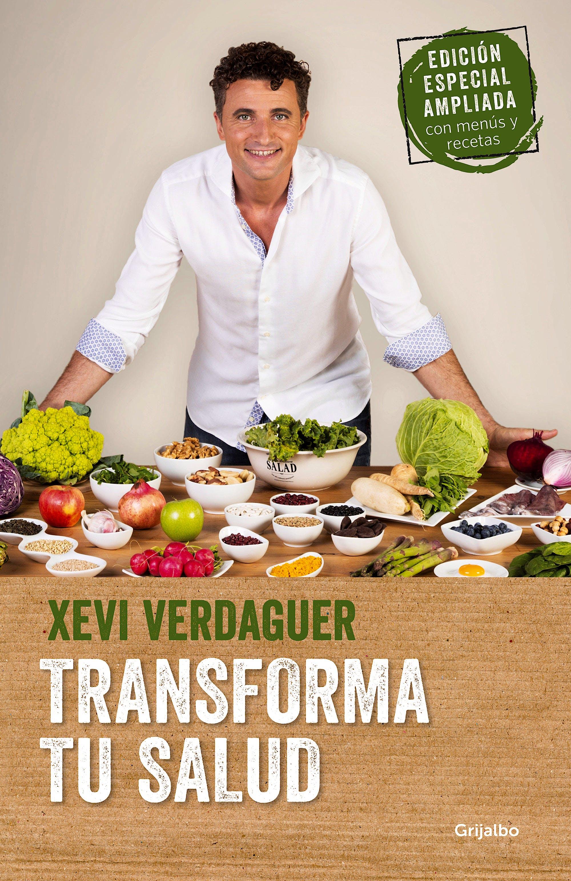 Portada del libro 9788425356872 Transforma Tu Salud. La Clave Está en el Intestino y las Hormonas (Edición Ampliada con Menús y Recetas)
