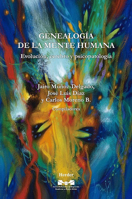 Portada del libro 9788425415449 Genealogía de la Mente Humana. Evolución, Cerebro y Psicopatología