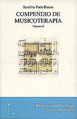 Portada del libro 9788425421051 Compendio de Musicoterapia II