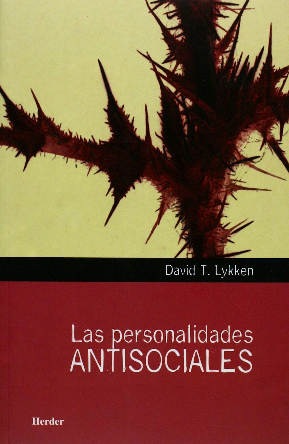 Portada del libro 9788425421143 Las Personalidades Antisociales