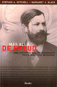 Portada del libro 9788425423451 Mas Alla de Freud. una Historia del Pensamiento Psicoanalitico Moderno