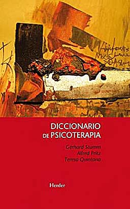 Portada del libro 9788425424373 Diccionario de Psicoterapia