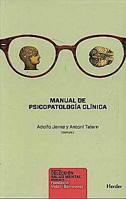 Portada del libro 9788425427589 Manual de Psicopatología Clínica