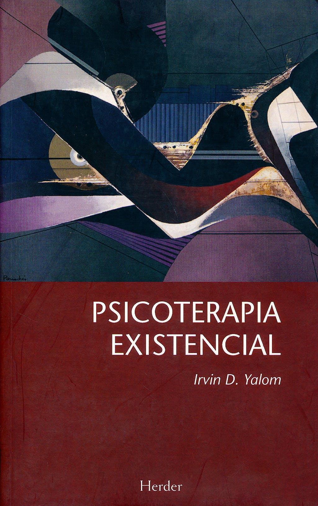 Portada del libro 9788425427862 Psicoterapia Existencial