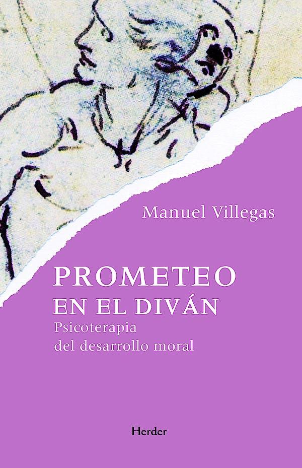 Portada del libro 9788425432347 Prometeo en el Divan. Psicoterapia del Desarrollo Moral