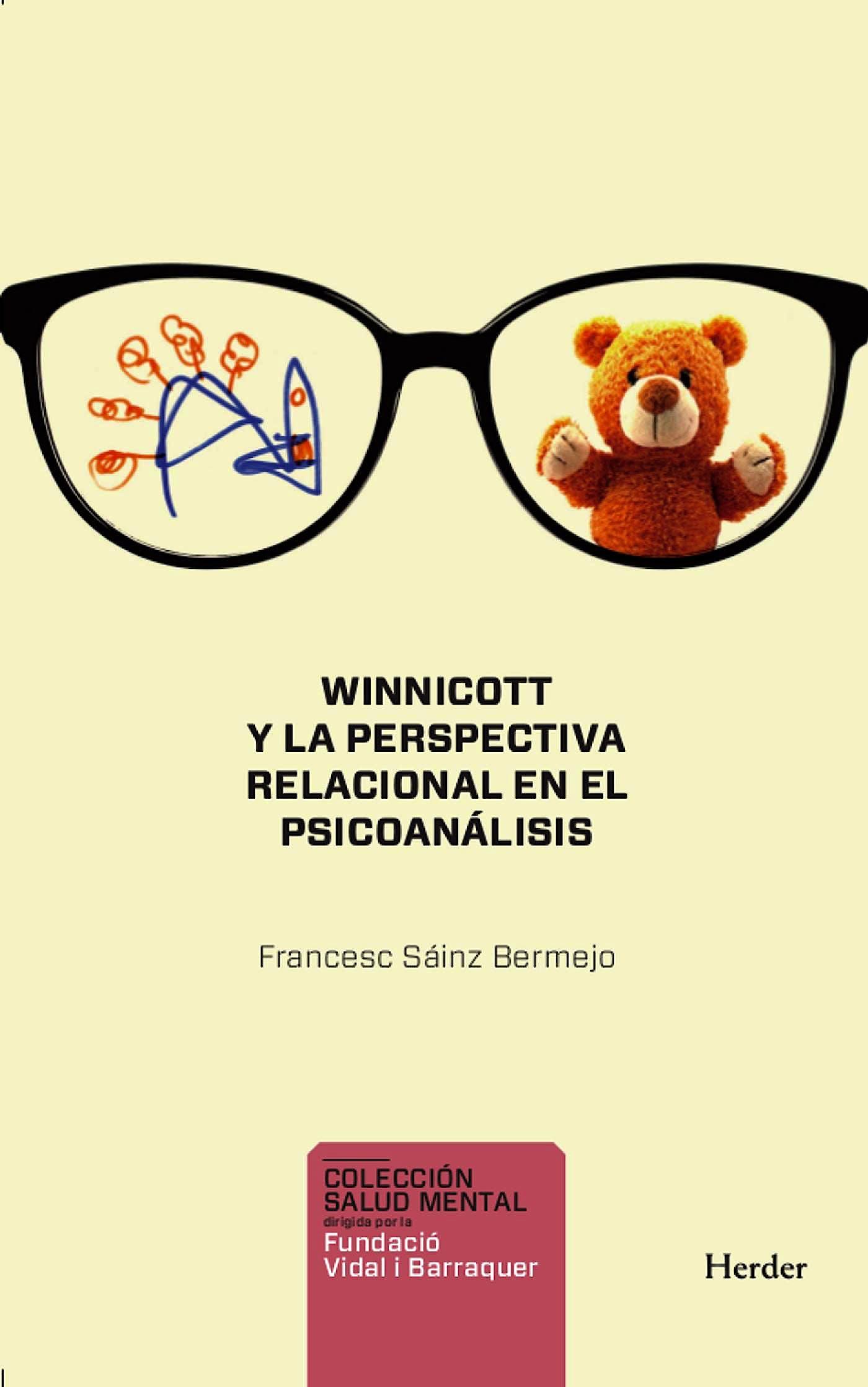 Portada del libro 9788425439216 Winnicott y la Perspectiva Relacional en el Psicoanálisis