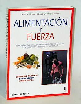 Portada del libro 9788425513220 Alimentacion y Fuerza